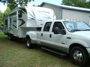 truck & 5th wheel
