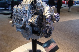 GM Eco Tec3 Engine