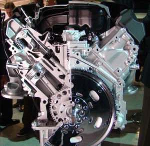 2014 Corvette 6.2L Engine