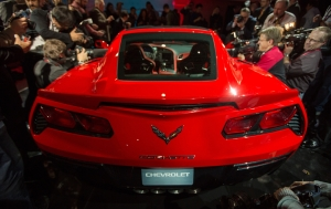 2014 Corvette Stingray reveal