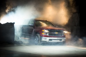 2014 Chevy Silverado © General Motors