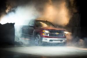 2014 Chevy Silverado © General Motors