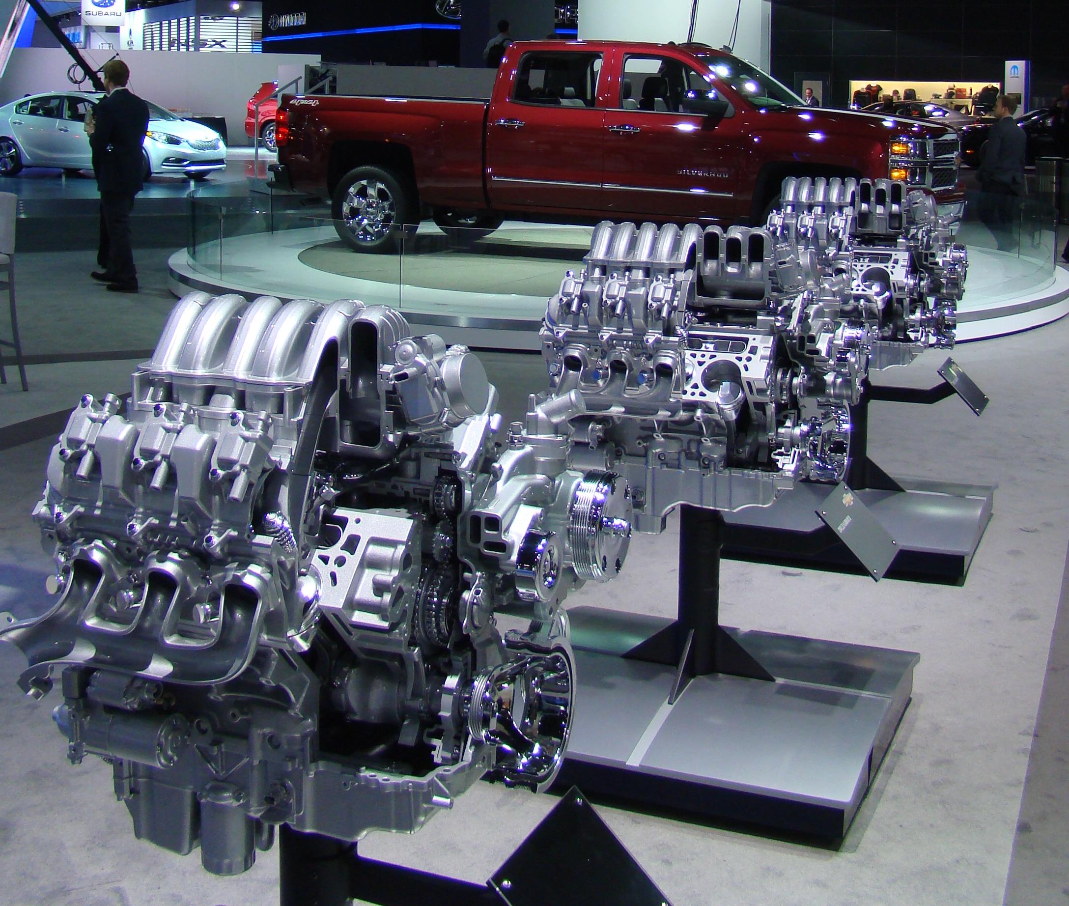 Chevy Truck Engines | newhairstylesformen2014.com