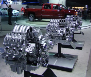 GM Eco Tec3 Engines