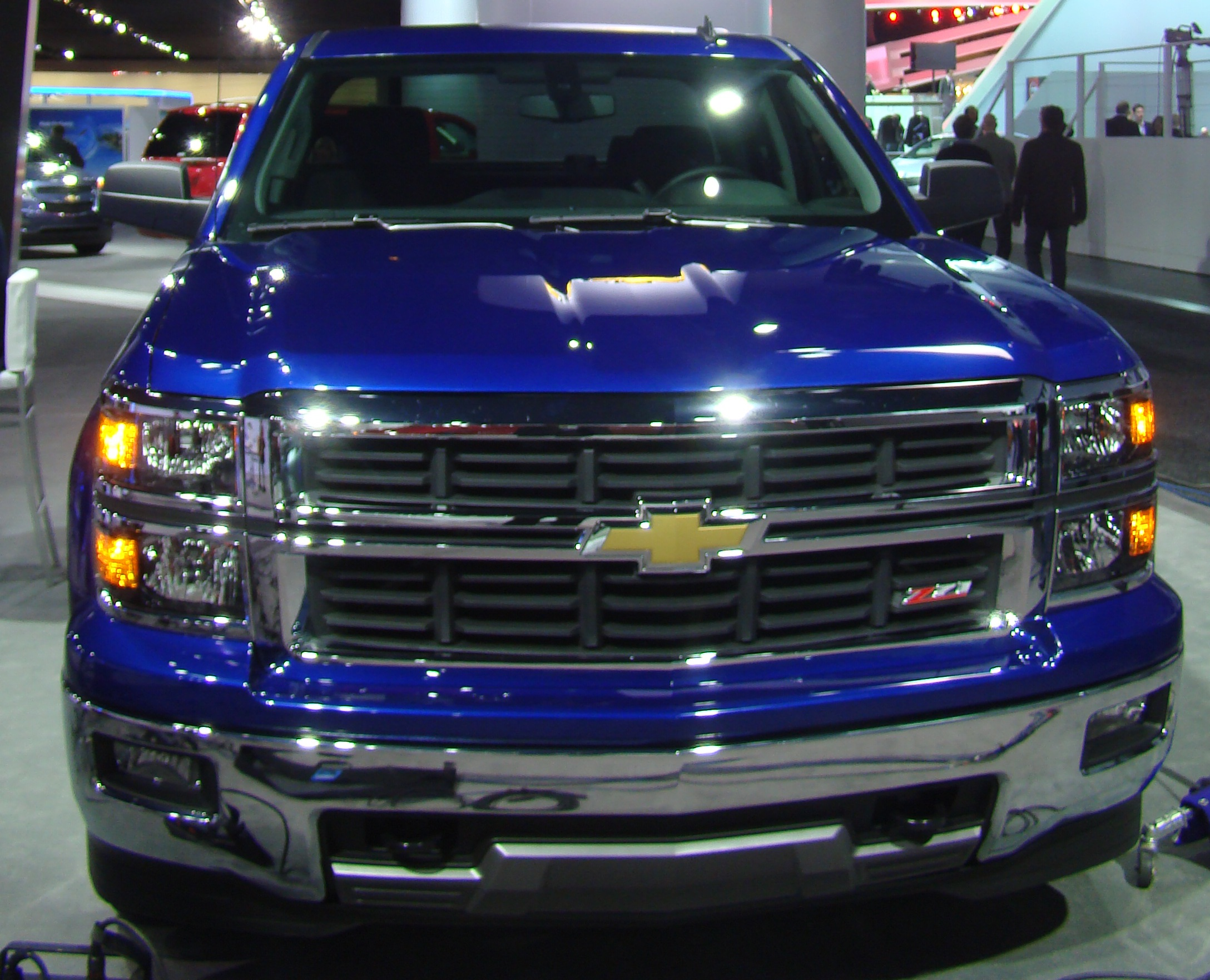 2014 Chevy Silverado Review From Hood To Hitch Rv 101