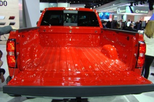 2014 Chevy Silverado truck bed