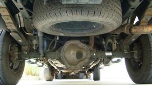 Dodge Truck Axle