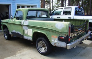 71 Dodge Power Wagon