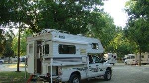 Truck & Truck Camper