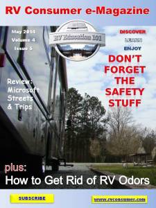 RV Consumer Magazine May 2014