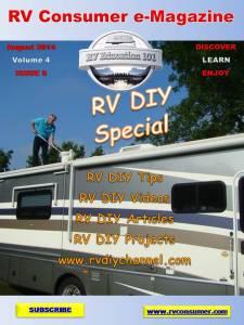 RV Consumer Magazine August 2014