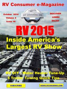 RV Consumer Magazine Oct 2014