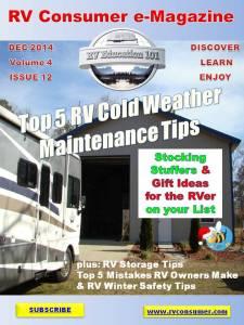 RV Consumer Magazine December 2014