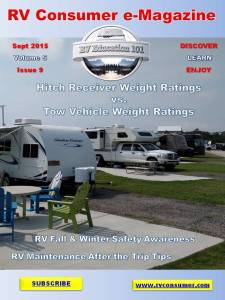 RV Consumer Magazine September2015cover