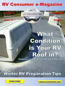 RV Consumer Magazine November 2015 Revised