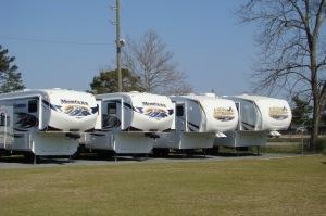 5th wheel trailers