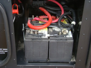 RV deep cycle batteries