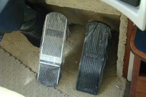 RV Brake Pedal