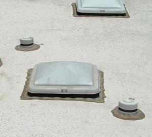 RV roof