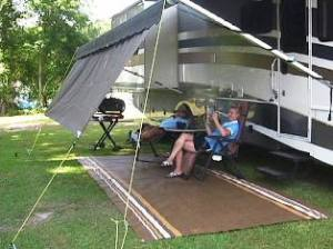 Rv Awning Care Maintenance Rv 101 Your Education Source For Rv