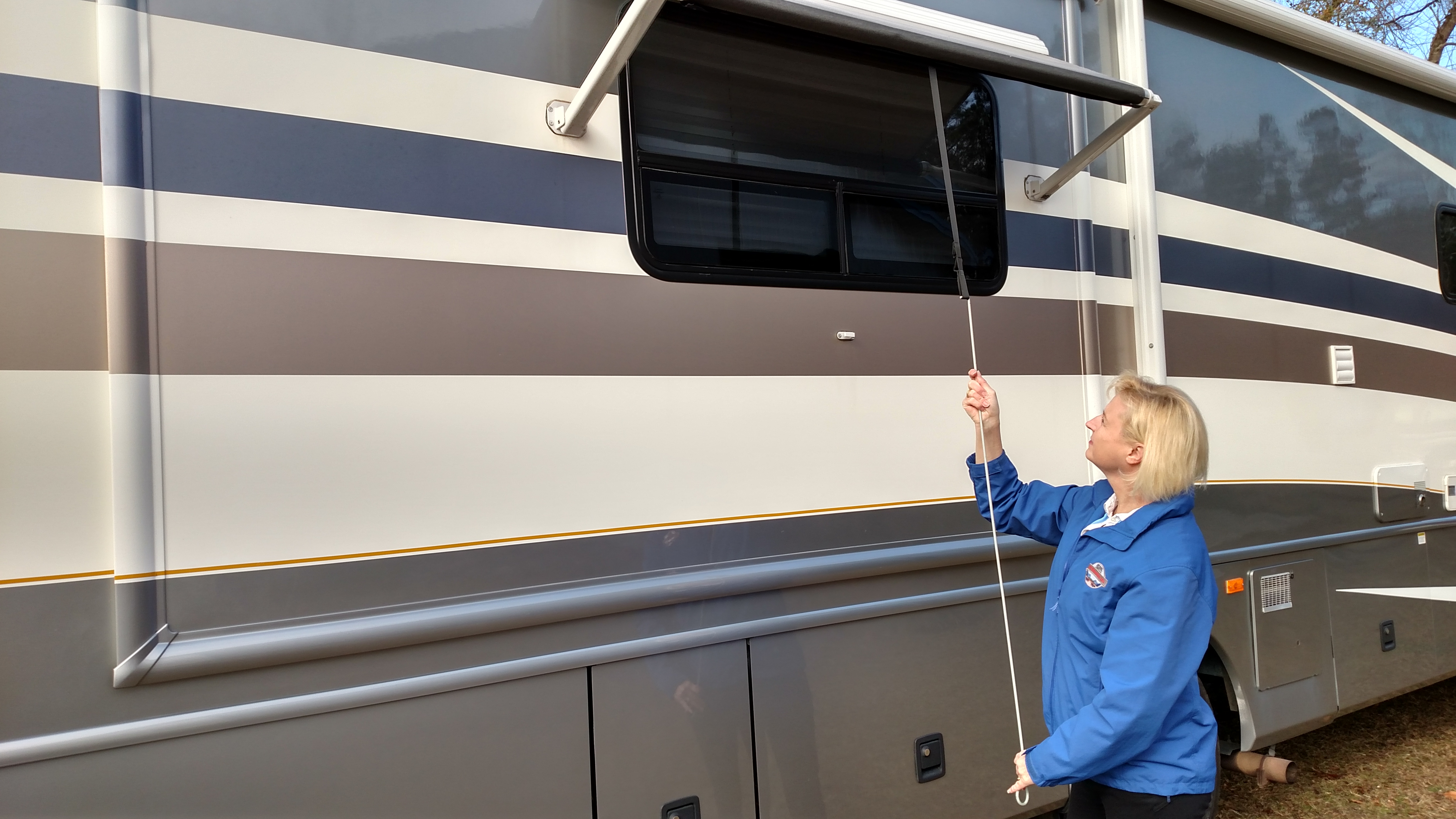 Rv Awning Roller Tube Repair | baby-starlight