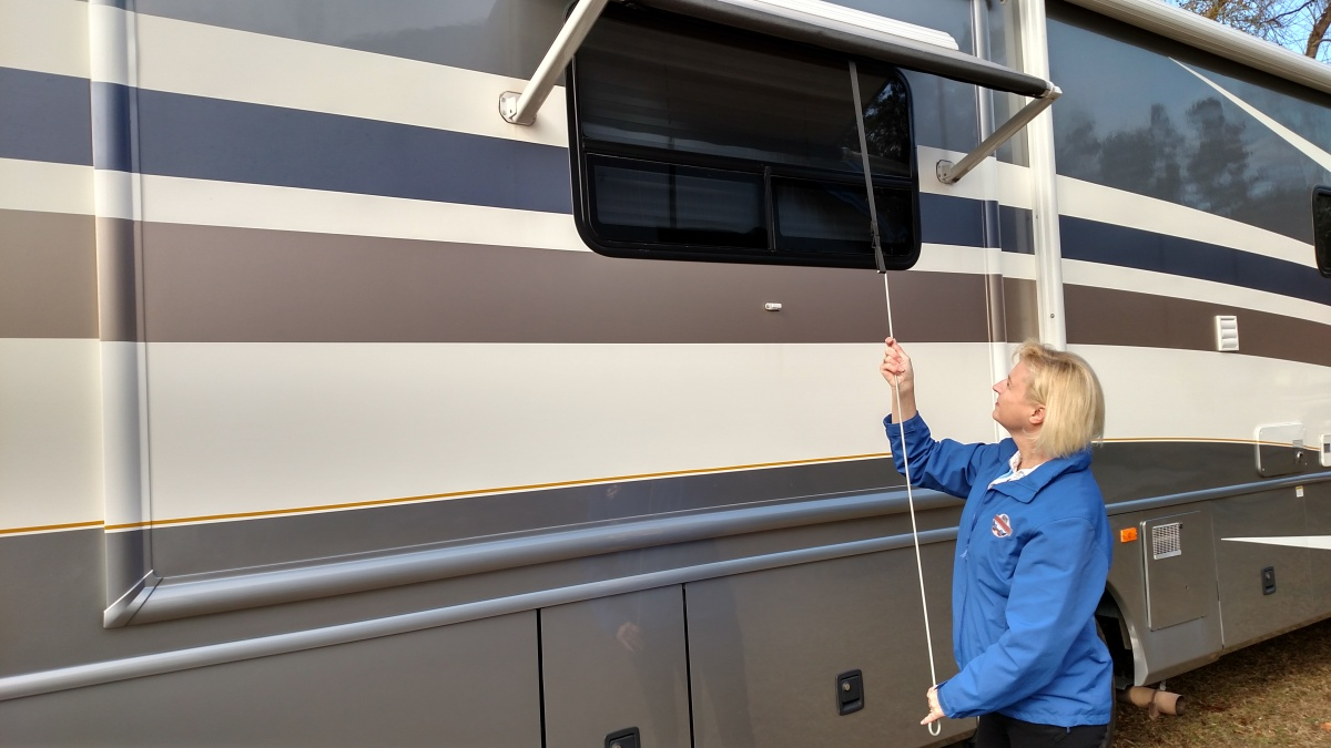 RV Awning Care Maintenance
