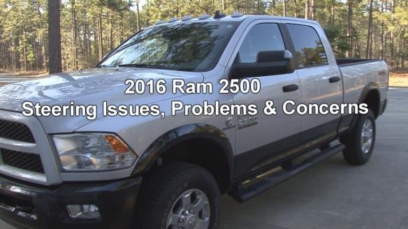 2013 dodge 2500 diesel problems