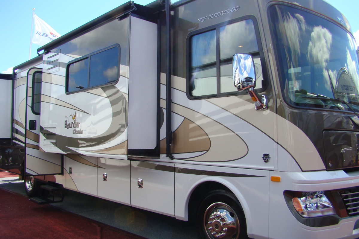 Types Of Rvs Type A Motorhome Rv 101 174 Your Education
