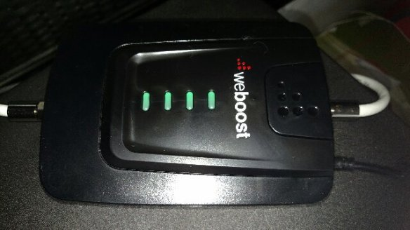Weak Stationary Campground Cell Signal? Fix it with weBoost