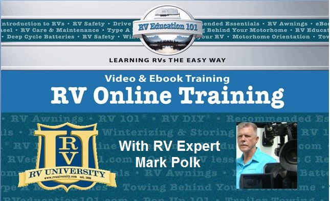 rv university with Mark Polk
